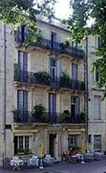Hébergement Montpellier à l'hôtel